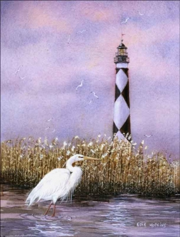 Diamond Point Light by Edie Hopkins Ceramic Accent & Decor Tile - CCI-EH74AT