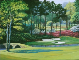 Augusta National by Jack White Ceramic Accent & Decor Tile - JWA035AT