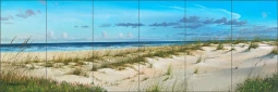 Summer Breeze by Mike Brown Ceramic Tile Mural MBA036