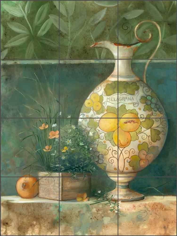 Louise Montillio Ceramic Tile Mural