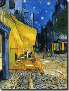 "van Gogh Old World Cafe Ceramic Accent Tile 6"" x 8"" - VVG009AT"
