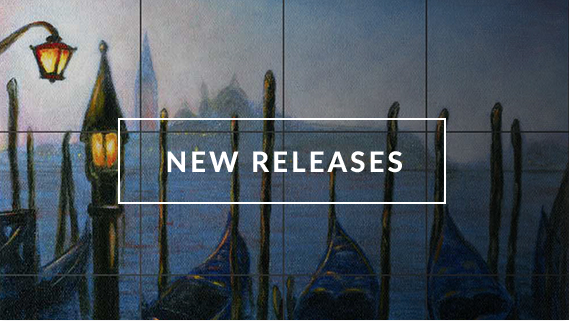 Artwork On Tile - New Releases